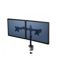 Monitorarm fellowes reflex series dual arm