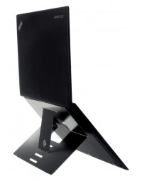 Ergonomische laptopstandaard r-go tools riser attachable zwart