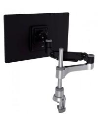 Monitorarm r-go-tools caparo 4 voor 1 scherm zwart-zilver