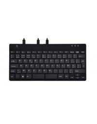 Ergonomisch toetsenbord r-go tools split azerty zwart