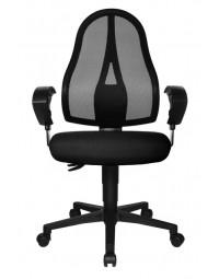 Bureaustoel topstar open point p zwart