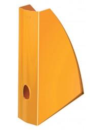 Tijdschriftcassette leitz wow oranje