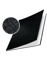 Inbindomslag leitz 7mm harde kaft zwart