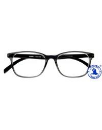 Leesbril i need you lucky +2.00 dpt grijs-zwart