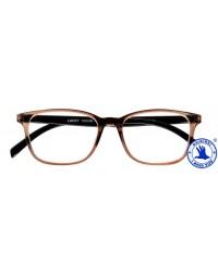 Leesbril i need you lucky +2.00 bruin-zwart