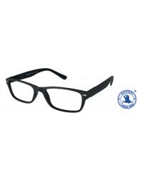 Leesbril +2.00 feeling zwart