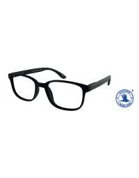 Leesbril +3.00 regenboog zwart