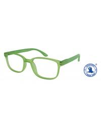 Leesbril x +1.00 regenboog groen