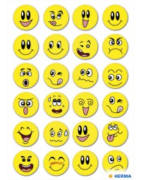 Etiket herma smiley wiebelogen