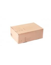 Postpakketbox budget 4 305x215x110mm bruin