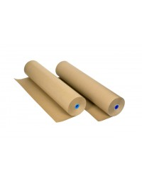 Inpakpapier budget 70gram 70cmx220m kraft bruin