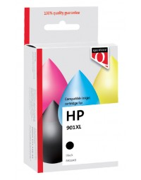 Inkcartridge quantore hp cc654a 901xl zwart
