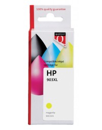Inkcartridge quantore hp t6m11ae 903xl geel hc