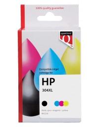 Inkcartridge quantore hp 304xl zwart + kleur hc