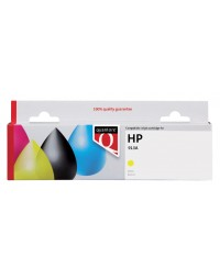 Inkcartridge quantore hp f6t79ae 913a geel