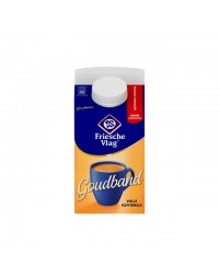 Koffiemelk friesche vol goudband 455ml