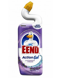 Sanitairreiniger wc-eend lavendel 750ml