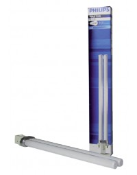 Spaarlamp philips master pl-s 2p 11w 900 lumen 830 warm wit
