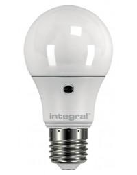 Ledlamp integral auto sensor e27 5,5w 5000k daglicht 510lumen