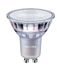 Ledlamp philips master ledspot gu10 4,4w=50w 355 lumen