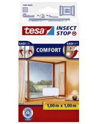 Insectenhor tesa 55667 voor raam 1x1m wit