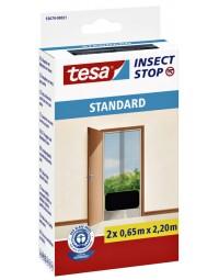 Insectenhor tesa 55679 voor deuren 2x0,65x2,2m zwart