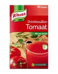 Knorr drinkbouillon tomaat 80 zakjes