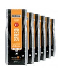 Koffie douwe egberts espresso bonen medium smooth 1000gr
