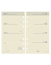 Agendavulling 2020 brefax 17 7dag/2pagina 6talig
