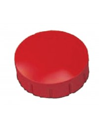 Magneet maul solid 15mm 150gr rood