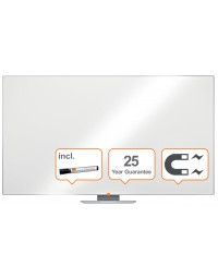 "Whiteboard nobo widescreen 85"" / 188 x 106 cm emaille"