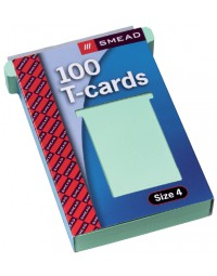Planbord t-kaart jalema formaat 4 107mm groen