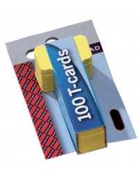 Planbord t-kaart jalema formaat 1 15mm geel