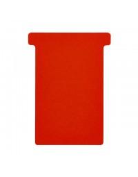 Planbord t-kaart jalema formaat 3 77mm rood