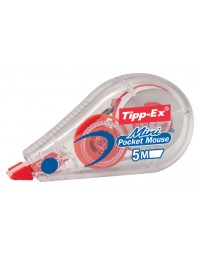 Correctieroller tipp-ex pocket mini mouse assorti display