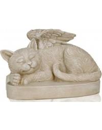 Kat overleden Urn (25 cm)