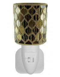 Nachtlamp Mozaïek met LED verlichting